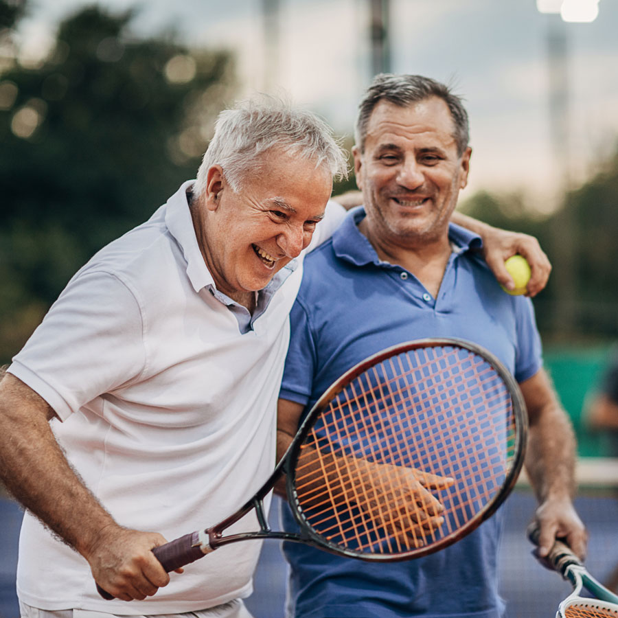 Tennis at Good Life RV and Lifestyle Resort