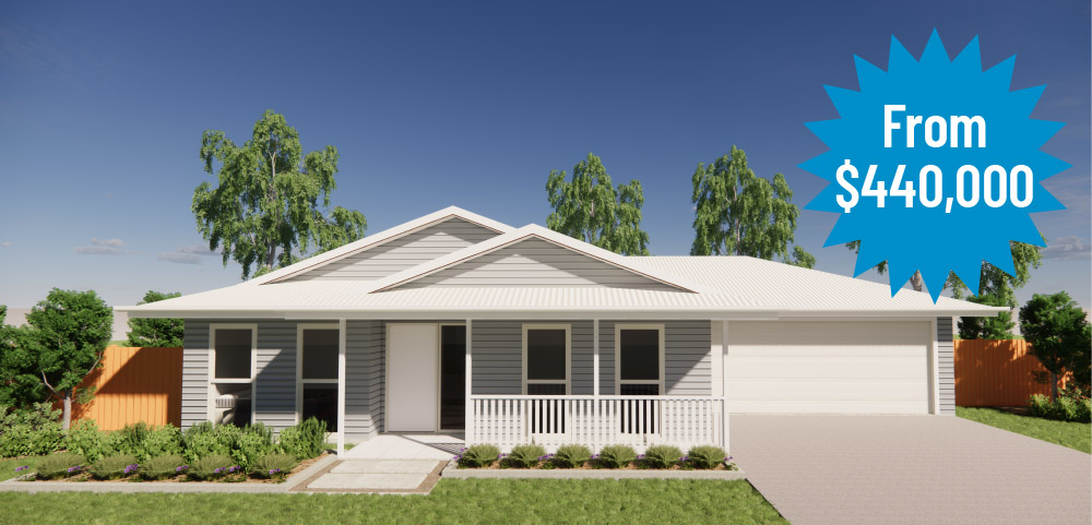 Good Life Howard Homes - Waratah